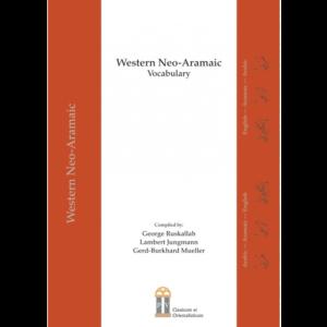Aramäisch lernen mit dem Vokabelbuch aus dem Patrimonium-Verlag